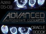 Ангельские глазки для Hyundai Azera 2006-2011 8000K