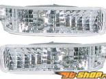 Поворотники для Acura Integra 90-93 IPCW Clear