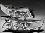 Передние фонари для  Acura TSX 04-08 PROJECTOR JDM SMOKE