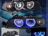 Передняя оптика на BMW 5 Series E39 97-03 PROJECTOR Чёрный