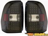 Задняя оптика для Chevrolet Trailblazer 02-09 Карбоновый