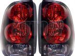 Задние фары на Chevrolet Trailblazer 02-09