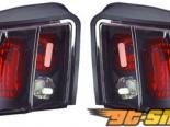 Задние фонари для Ford Mustang 94-04 Чёрный
