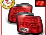 Задние фонари на Ford Mustang 94-04 Красный CLEAR