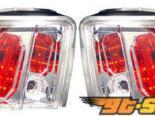 Задняя оптика для Ford Mustang 94-04 Clear