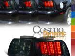 Задние фонари для Ford Mustang 94-04 Тёмный