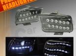 Передняя оптика для Ford Mustang 05-13 PROJECTOR Чёрный