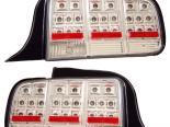 Задняя оптика для Ford Mustang 05-13 Хром