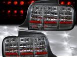 Задняя оптика на Ford Mustang 05-13 Тёмный