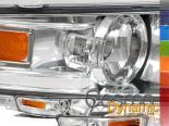 Поворотники на Ford Mustang 05-13 Хром