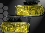 Противотуманная оптика на GMC Yukon 00-06 Жёлтый