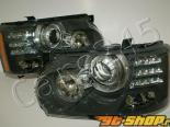 Передняя оптика для Land Rover Range Rover 02-12 с Биксеноном