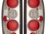 Задние фары для Nissan Frontier 98-04 Хром