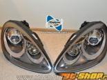 Передняя оптика на Porsche Cayenne (958) 10-12 Ксенон + Би ксенон