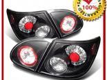 Задняя оптика для Toyota Corolla 03-08 Чёрный
