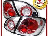 Задние фонари для Toyota Corolla 03-08 Хром