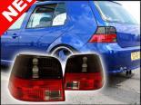 Задние фары для Volkswagen Golf IV 99-05 RGR-Стиль Красный Тёмный