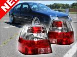 Задняя оптика на Volkswagen Jetta IV 99-04 RGR-Стиль Красный