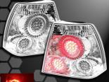 Задние фонари для Volkswagen Jetta IV 99-04 Хром
