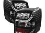 Задняя оптика для Volkswagen Passat V 98-04 BLACK
