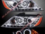 Передняя оптика на KIA Sorento 09-12 CCFL HALO PROJECTOR CHROME