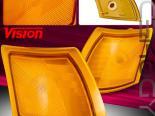 Поворотники для Saturn Vue 02-07 Yellow