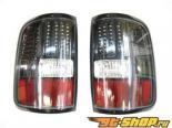Задние фонари для Ford F-150 05-08 Чёрный