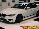 Аэродинамический обвес PRIOR DESIGN на BMW 3series  F30 12+
