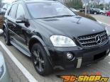 Спойлер + Расширение кузова (Арки) Mercedes Benz ML63