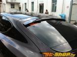 Спойлер на заднее стекло на Porsche Panamera