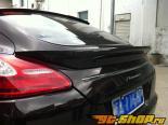 Карбоновый спойлер на Porsche Panamera