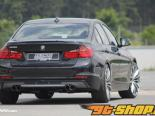 Задний диффузор Kelleners на BMW 3 Series F30 2012+