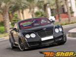Аэродинамический обвес на Bentley Continental GT 03+