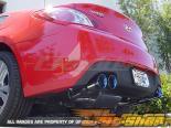 GReddy Spectrum Elite выхлоп - Hyundai Genesis Coupe V6 & 2.0T