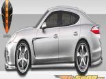 Duraflex Eros Version 1 Пороги Rocker Panels Two части Porsche Panamera 10-13