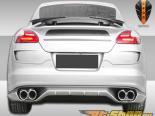 Duraflex Eros Version 1 задний Lip Спойлер Air Dam One части Porsche Panamera 10-13