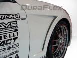 Крылья для Hyundai Genesis 09-10 Hot Литые диски Duraflex