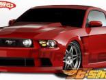Пластиковый капот для Ford Mustang 10-11 Hot Литые диски Стиль