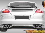 Спойлер Eros Version 1 для Porsche Panamera 2010-2011