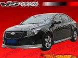 Пороги на Chevrolet Cruze 2011-2011 VIP