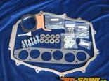 "Motordyne 1/2"" Copper ISO-Thermal Plenum Intake Spacer Infiniti G35 03-07"
