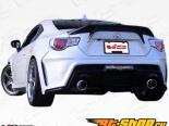 VIS Racing Alfa задний бампер Scion FRS 13-14