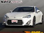 VIS Racing Techno R Передняя губа Scion FRS 13-14