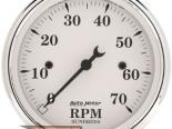 "AutoMeter 3-1/8"" тахометр, 7,000 Rpm [ATM-1695]"