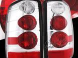 Задние фонари для GMC YUKON 00-06 ALTEZZA Хром