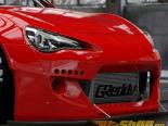 Greddy Rocket Bunny 86 Aero Version 2 передний  бампер Subaru BRZ 13-15