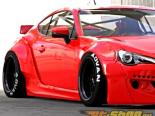 Greddy Rocket Bunny 86 Aero Version 2 Пороги Subaru BRZ 13-15