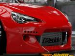 Greddy Rocket Bunny 86 Aero Version 2 передний  бампер Mesh Scion FRS 13-15