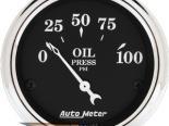 "AutoMeter 2"" давления масла, 0-100 Psi [ATM-1727]"
