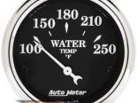 "AutoMeter 2"" температуры жидкости, 100-250`F [ATM-1737]"